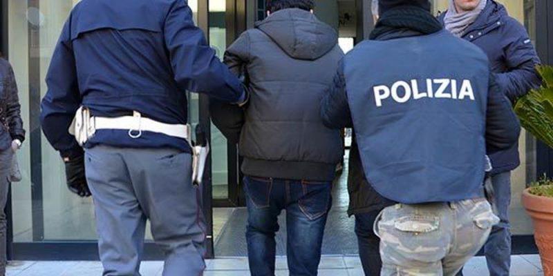 arresto messina polizia
