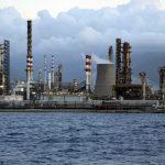 La Guardia Costiera ha eseguito il sequestro di tre serbatoi dell'impianto della Raffineria di Milazzo