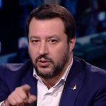 """Busta con proiettile a Matteo Salvini. Il vicepremier: """"Non mi fanno paura"""""""