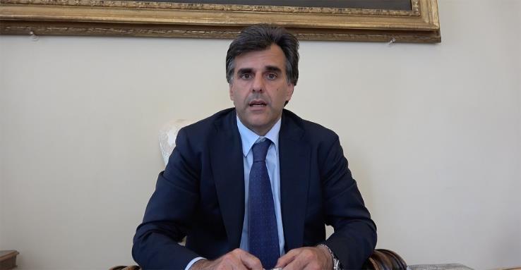 Rettore Università Messina Salvatore Cuzzocrea