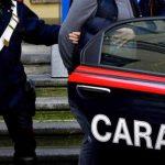 Evade più volte dagli arresti domiciliari, 77enne trasferito in carcere a Sant'Alessio Siculo