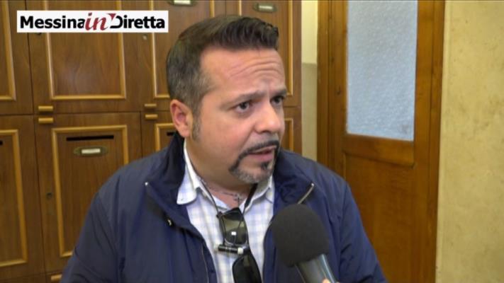 Libero Gioveni consigliere comunale Messina