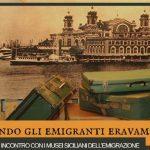"""""""Quando gli emigranti eravamo noi"""" a Salina gli stati generali dei musei dell'emigrazione e il presidente Musumeci"""