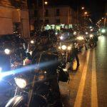 Messina, serata all'insegna delle due ruote dei Punishers MC ITALY, sezione di Messina [FOTO]