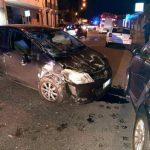 Messina, incidente autonomo: auto ribaltata sulla Via Consolare Pompea [FOTO e DETTAGLI]