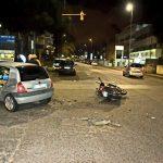 Messina, scontro auto-scooter sulla S.S. 114, due feriti in ospedale [FOTO e DETTAGLI]