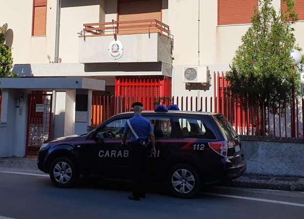 carabinieri novara sicilia
