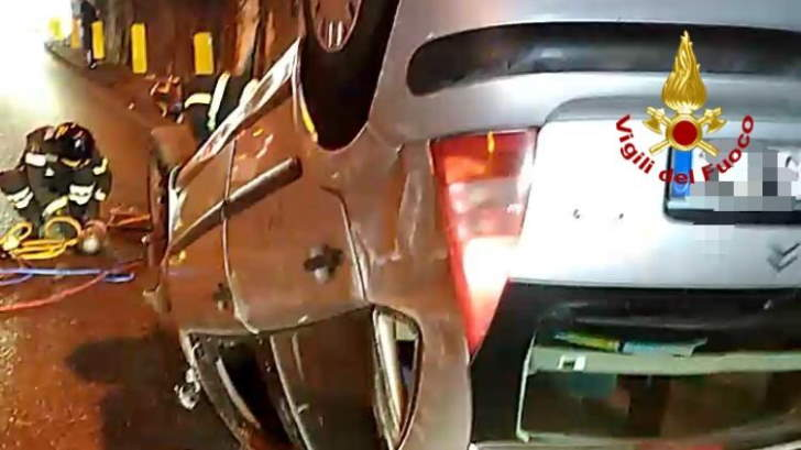 Incidente autostrada tangenziale messina