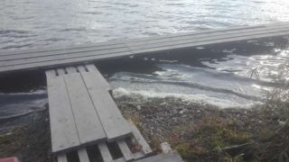 lago ganzirri inquinato