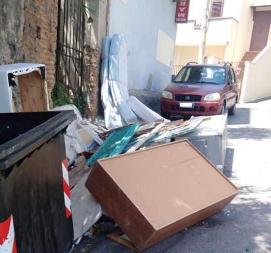Salita Villa Contino Messina