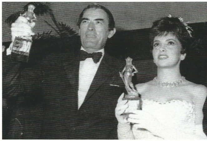 Gina Lollobrigida Messina