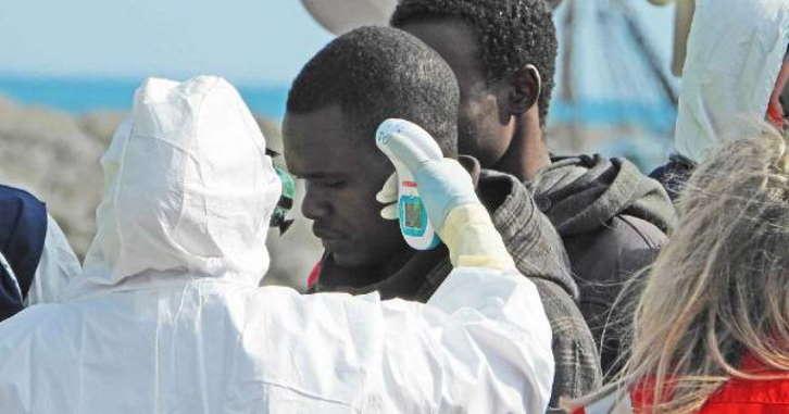 migranti coronavirus