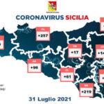 Coronavirus: a Messina 37 positivi in più di ieri, in Sicilia 8 ricoverati e 222 guariti in più [DETTAGLI]